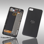 Blackberry Z10 Replacement Housing - Black