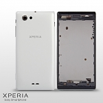 Sony Xperia J ST26i Replacement Housing - White
