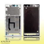 Sony Xperia Z LT36h Replacement Middle Housing - White
