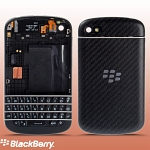 Blackberry Q10 Replacement Housing - Full Set