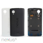 Google Nexus 5 Replacement Back Cover