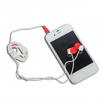 Hello Kitty Handsfree + Earphones (Limited Edition)