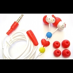 Hello Kitty Mini Stereo earphone (Limited Edition)