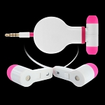 Retractable Earbud