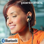 Plantronics BackBeat GO 2 Wireless Bluetooth Stereo Earbuds