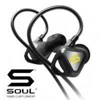 SOUL Pulse Ultra Performance In-Ear Headphones
