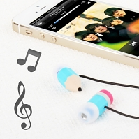 Magic Pencil Shape Earphones
