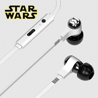Tribe Star War Stormtrooper 3.5mm In-Ear Headphone