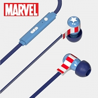 Tribe Star War Captain America 3.5mm In-Ear Headphone