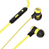 Tribe Minions Tom 3.5mm In-Ear Earphones