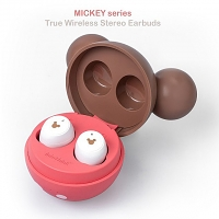 infoThink True Wireless Stere Earbuds - Mickey