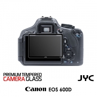 JYC Pro LCD Screen Glass Protector for Camera (Canon EOS 600D)