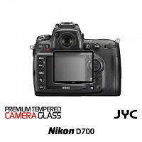 JYC Pro LCD Screen Glass Protector for Camera (Nikon D700)