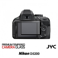 JYC Pro LCD Screen Glass Protector for Camera (Nikon D5200)