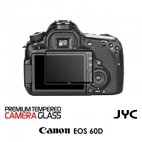 JYC Pro LCD Screen Glass Protector for Camera (Canon EOS 60D)