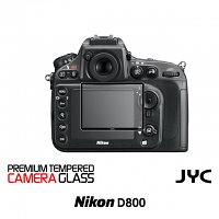 JYC Pro LCD Screen Glass Protector for Camera (Nikon D800)
