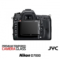 JYC Pro LCD Screen Glass Protector for Camera (Nikon D7000)