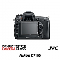 JYC Pro LCD Screen Glass Protector for Camera (Nikon D7100)