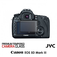 JYC Pro LCD Screen Glass Protector for Camera (Canon EOS 5D Mark III)