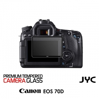 JYC Pro LCD Screen Glass Protector for Camera (Canon EOS 70D)