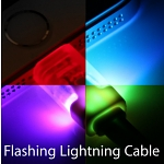 iPhone 5 / 5c / 5s Flashing Lightning Cable
