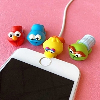 Cable Bite Sesame Street for Lightning Cable