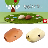 Cable Bite Capybara-San for Lightning Cable