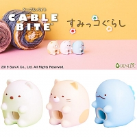 Cable Bite Sumikkogurashi for Lightning Cable