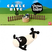 Cable Bite Shaun the Sheep for Lightning Cable