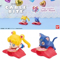 Cable Bite Sailor Moon for Lightning Cable