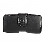 Brando Workshop Leather Case for Sony Xperia U ST25i (Pouch Type)