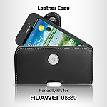 Brando Workshop Leather Case for Huawei Honor U8860 (Pouch Type)