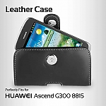 Brando Workshop Leather Case for Huawei Ascend G300 U8815 (Pouch Type)
