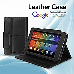 Brando Workshop Leather Case for Google Nexus 7 Asus(2012) (Side Open w/ magnet)