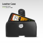 Brando Workshop Leather Case for HTC Desire X T328e (Pouch Type)
