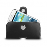 Brando Workshop Leather Case for Samsung Galaxy S III Mini I8190 (Pouch Type)
