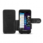 Brando Workshop Leather Case for BlackBerry Z10 (Side Open)