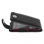 Brando Workshop Leather Case for HTC Droid DNA (Flip Top)