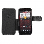 Brando Workshop Leather Case for HTC Droid DNA (Side Open)