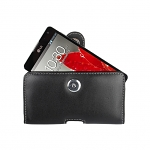 Brando Workshop Leather Case for LG Optimus G E975 (Pouch Type)