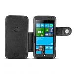 Brando Workshop Leather Case for Samsung ATIV S I8750 (Side Open)