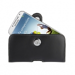 Brando Workshop Leather Case for Samsung Galaxy S4 (Pouch Type)