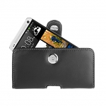 Brando Workshop Leather Case for HTC One (Pouch Type)