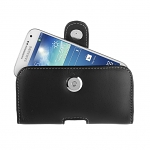 Brando Workshop Leather Case for Samsung Galaxy S4 mini (Pouch Type)