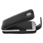 Brando Workshop Leather Case for Samsung Galaxy S4 mini (Flip Top)