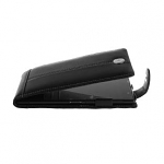 Brando Workshop Leather Case for Sony Xperia Z Ultra (Flip Top)