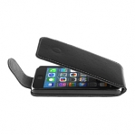 Brando Workshop Leather Case for iPhone 5c (Ultra-Thin Flip Top)