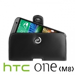 Brando Workshop Leather Case for HTC One M8 (Pouch Type)