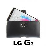Brando Workshop Leather Case for LG G3 (Pouch Type)