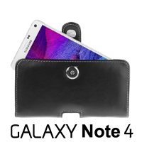 Brando Workshop Leather Case for Samsung Galaxy Note 4 (Pouch Type)